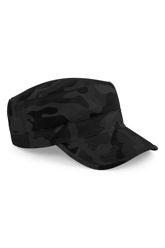 Camouflage Field//Jungle//Urban Army Cap-Camo Hat B33 Military Beechfield Cotton