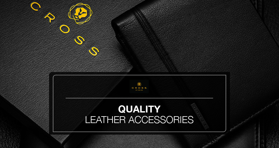Cross — Quality Leather Accessories!